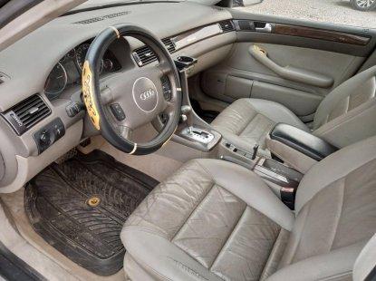 Nigeria Used Audi A6 2003 Model Black