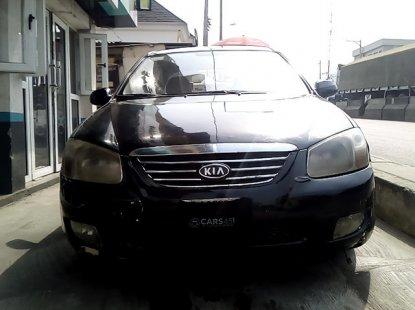 Super Clean Nigeria Used Kia Cerato 2008 Model