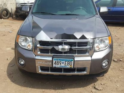 Tokunbo Ford Escape 2010 Model for sale