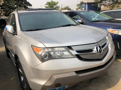 Well Maintained Foreign Used Acura MDX 2008 Model