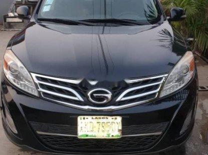 Nigeria Used Yamaha Black 2015 Model Black