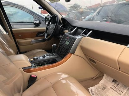 Foreign Used Range Rover Sport 2007 Model