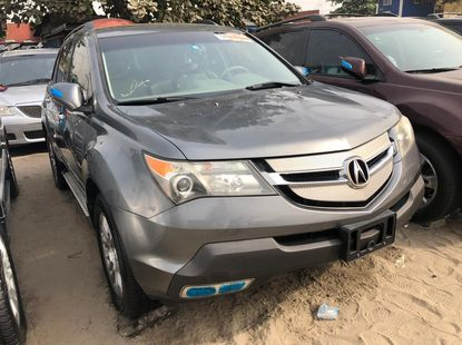 Foreign Used Acura MDX 2008 Mod