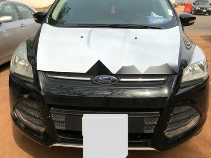 Foreign Used Ford Escape 2016 Model Black
