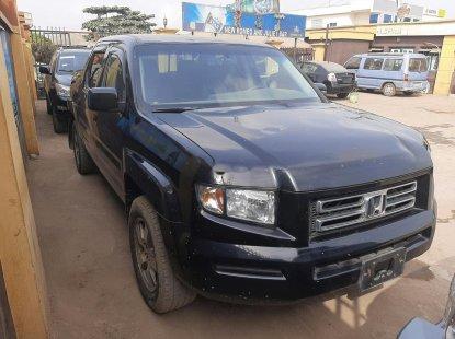 Foreign Used Honda Ridgeline 2008 Model Black