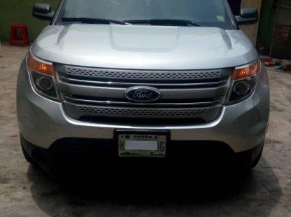 Clean Nigerian Used 2012 American Spec Ford Explorer