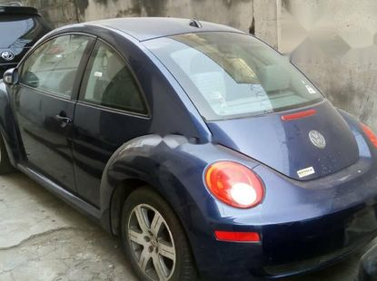 Foreign Used Volkswagen Beetle 2006 Model Blue
