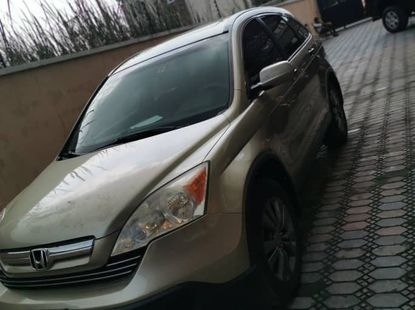 Foreign Used Honda CR-V 2007 Model