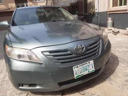 Neat Naija Used Toyota Camry 2010 Model For Immediate Sale