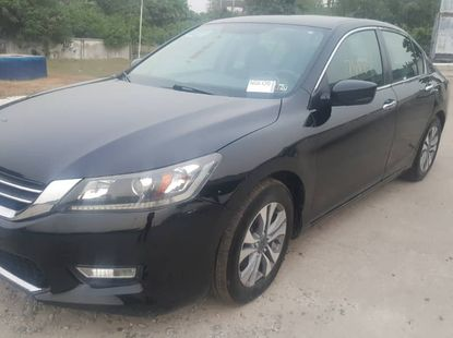 Foreign Used Honda Accord 2014 Model
