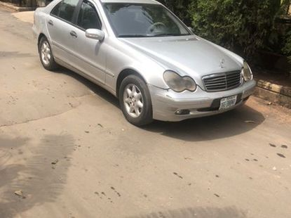 Well Maintained 2002 Model Mercedes Benz C180