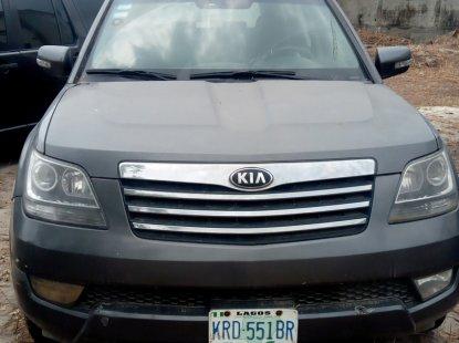 Neat Nigerian Used Kia Mohave 2012 Model