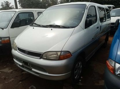 Foreign Used 2003 Toyota HiAce Automatic Transmission