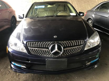 Foreign Used Mercedes Benz C300 2010 Model