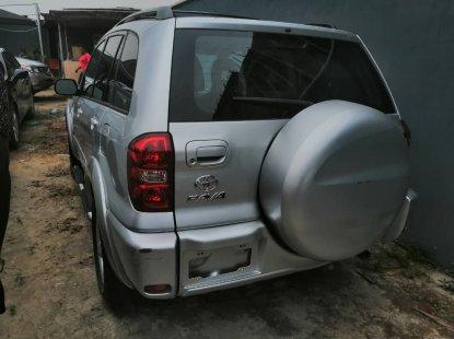 Foreign Used Toyota RAV4 2004 Model