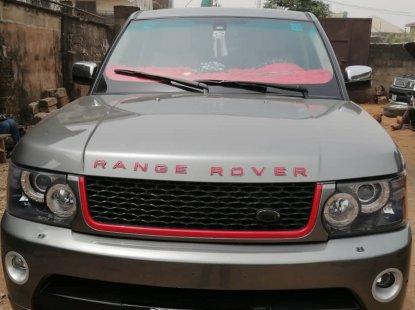 Neatly USed Land Rover Range Rover 2009 Model