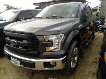 Nigeria Used Ford F-150 2015 Model Black