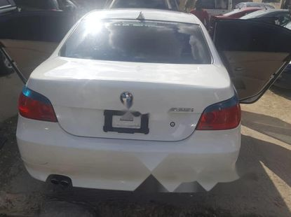 Foreign Used BMW 525i 2007 Model White