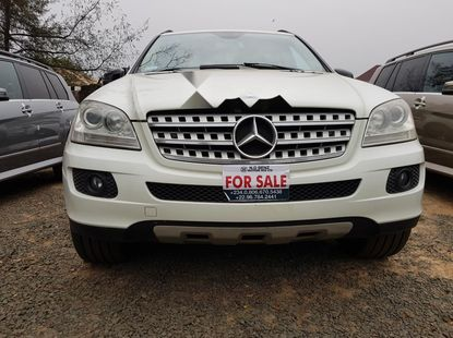 Clean Fairly USed Mercedes-Benz ML350 2008 for sale