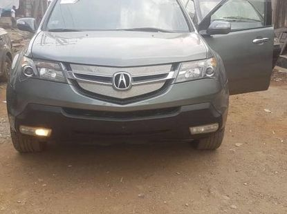Exquisite foreign used 2007 Acura MDX
