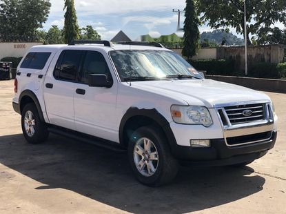 Foreign Used 2007 Ford Explorer for sale in Abuja