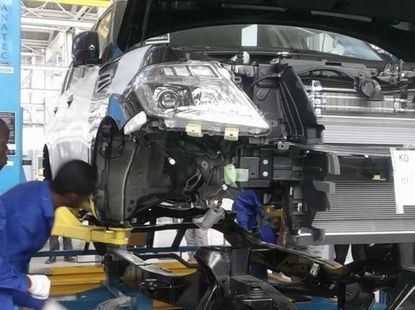 FG commends PAN, local automakers for investments in Nigeria's auto industry
