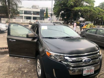 Foreign Used 2011 Ford Edge for sale in Lagos
