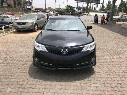 Tokunbo 2012 Toyota Camry for sale