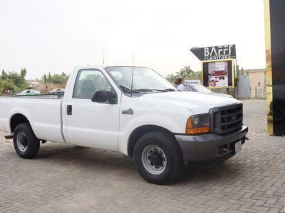 Naija Used Ford F-250 2001 Model for sale