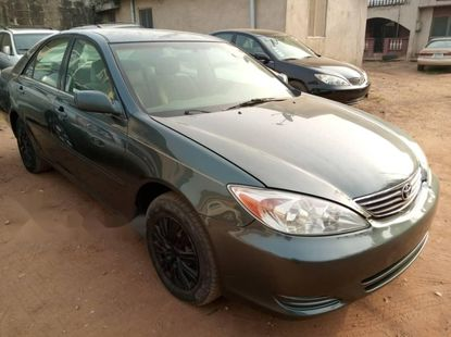 Clean Toyota Camry Big Daddy 2002 Model