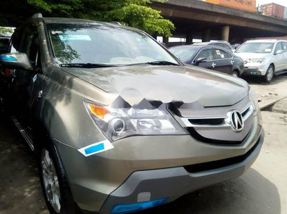 Clean Direct Tokunbo Acura MDX 2008