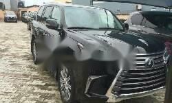 Tokunbo Full Option 2017 Lexus LX for sale
