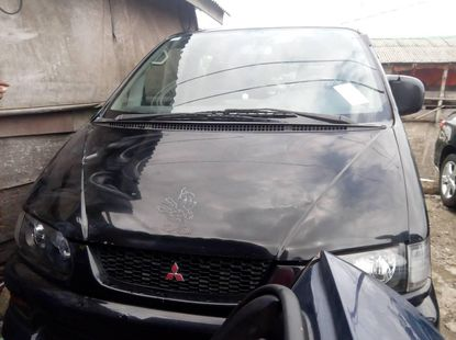 Well Maintained Mitsubishi L400 2000 for sale