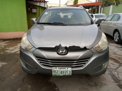 Neatly Used Hyundai ix35 2011 Model for sale