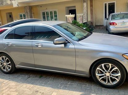 Super Clean Foreign Used Mercedes Benz C300 2016 Model