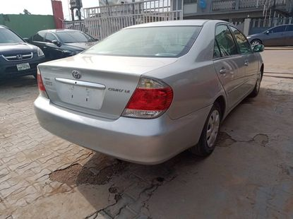 Foreign used Toyota Camry Big Daddy 2005
