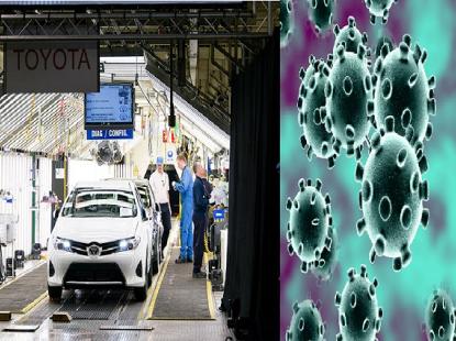 COVID-19: Toyota, BMW, Honda & others suspend UK car production