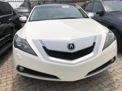 Foreign Used Acura ZDX 2011 Model