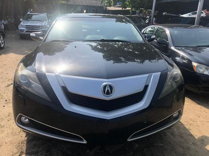 Super Clean Foreign Used Acura ZDX 2011 Model