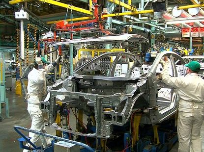 COVID-19: Chinese automotive industry begins journey to recovery after huge setback
