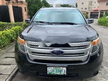 Naija Used 2015 Ford Explorer for sale