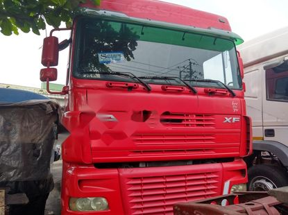 Direct Tokunbo DAF XF Truck 1998 Model