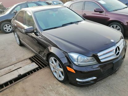 Foreign Used Mercedes Benz C300 2012 Model