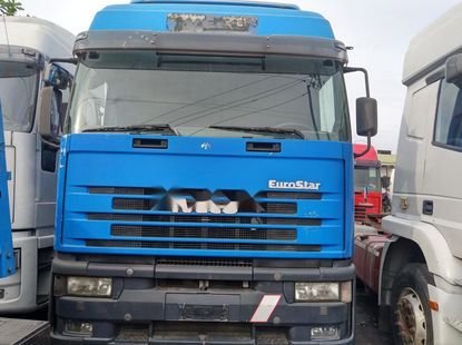 1998 IVECO Eurostar Truck Tokunbo for sale