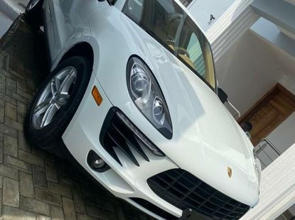 Foreign Used Porsche Macan 2016 Model White