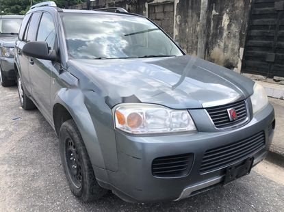 Foreign Used Saturn Vue 2005 Model Blue