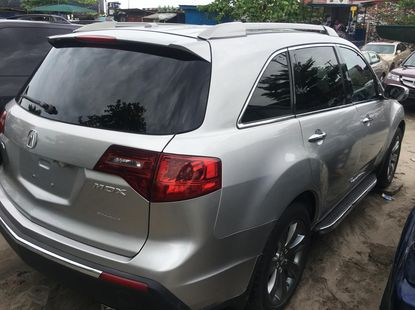 Lagos Cleared Tokunbo Acura MDX 2011 Model