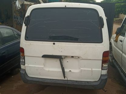 1997 Model Toyota Hiace Bus Right Hand Drive from Australia