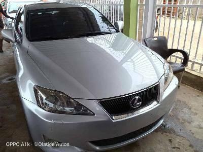 Accident Free Lexus IS 2007 Model