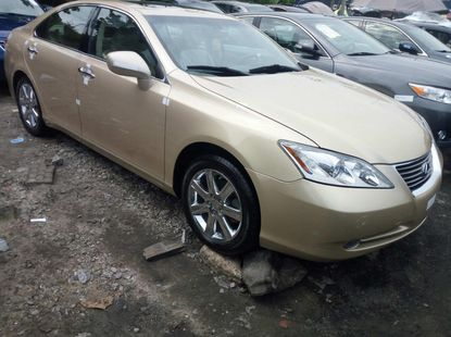 Very clean Foreign Used 2008 Lexus ES350